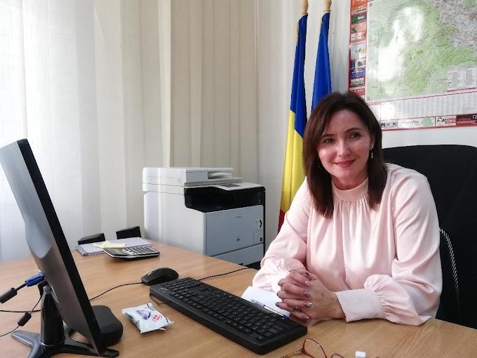 Diana Gășpărel revine la șefia Sucursalei Nord-Vatra Dornei a Societății Naționale a Apelor Minerale