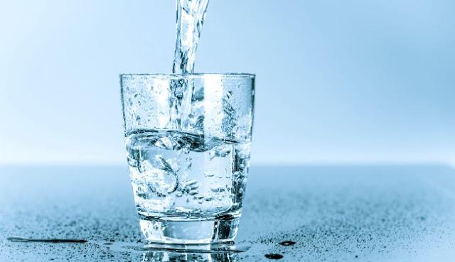 manfaat air putih segar