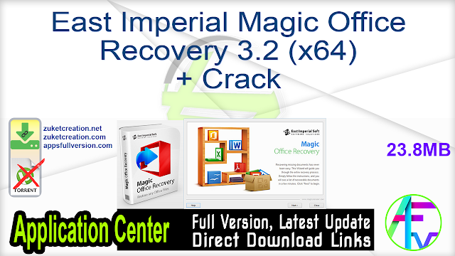 East Imperial Magic Office Recovery 3.2 (x64) + Crack