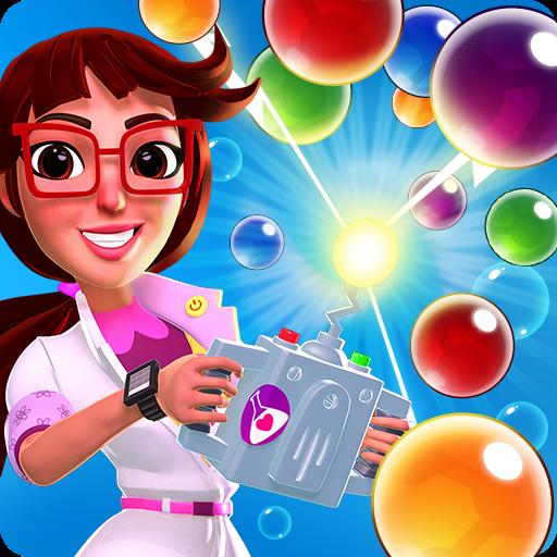 لعبة Bubble Genius – Popping Game! v1.52.0 مهكرة وجاهرة للاندرويد