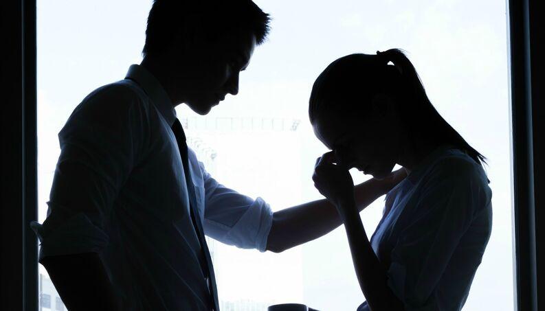 Oração para ele não te Deixar
