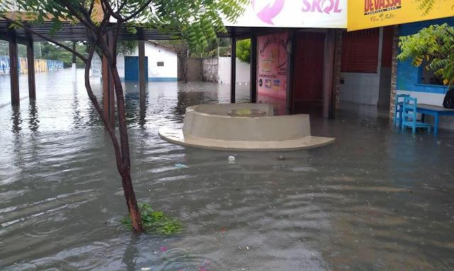 Resultado de imagem para chuvas em parnaiba