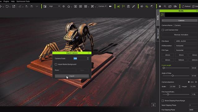 Reallusion 3DXchange Pipeline 7.23