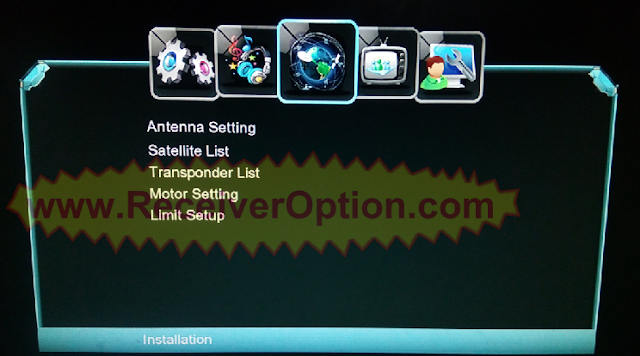 ARION E10 1506TV NEW SOFTWARE WITH ECAST OPTION