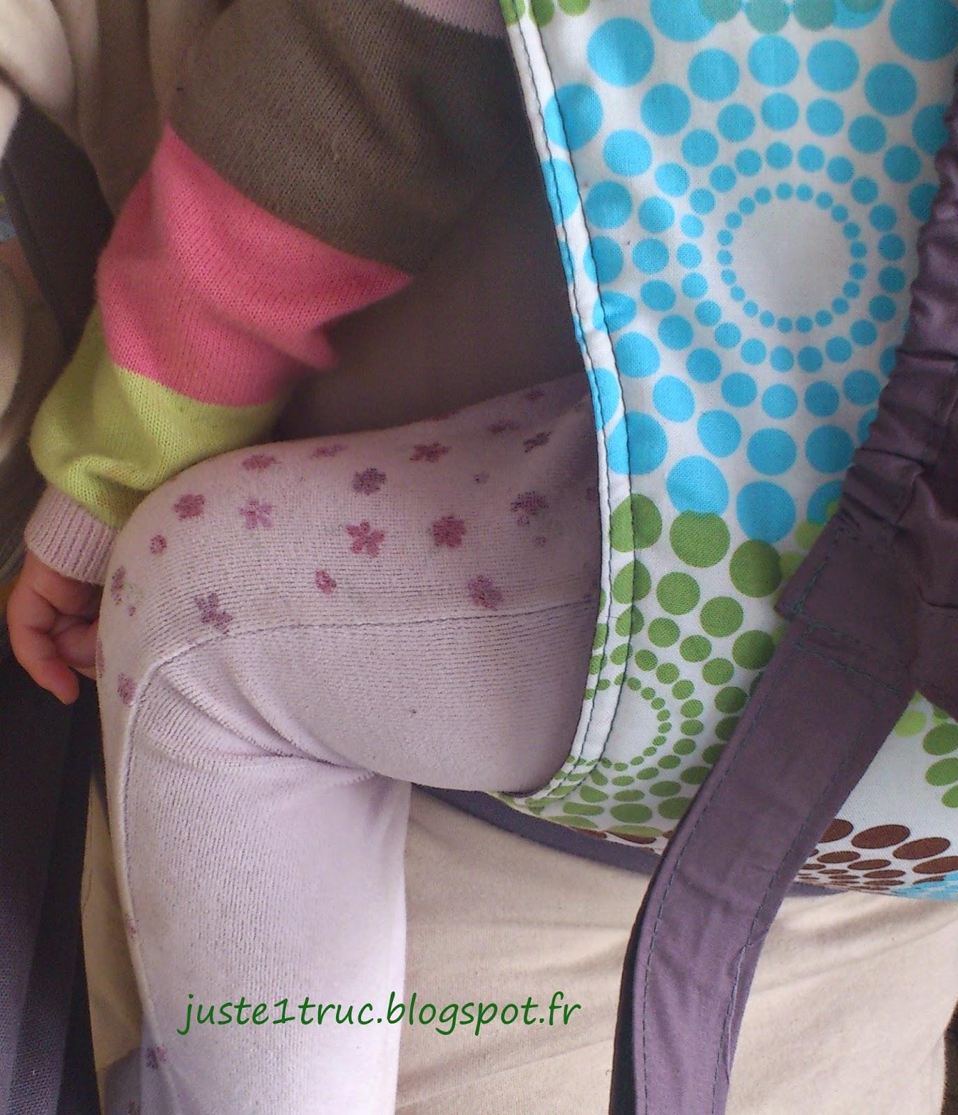 meitai mei-tai meï-taï Liliputi babywearing portage rembourrés à portée de bisous