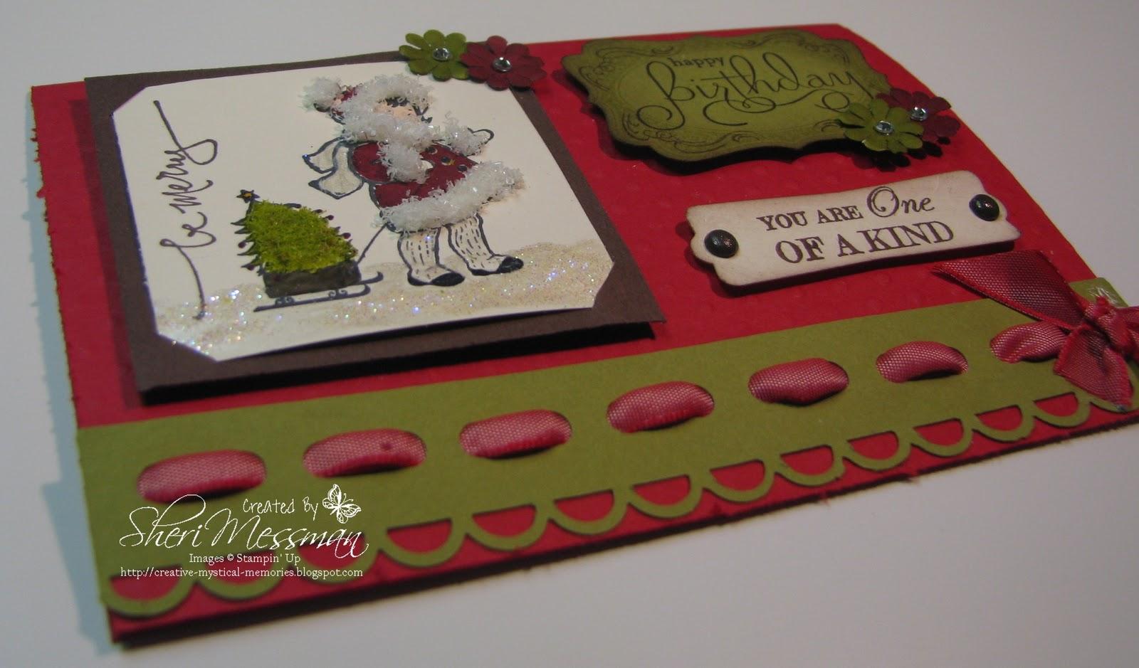 creative mystical memories happy birthday card