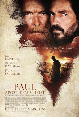 Paul, Apostle Of Christ 2018 DVD R1 NTSC Latino