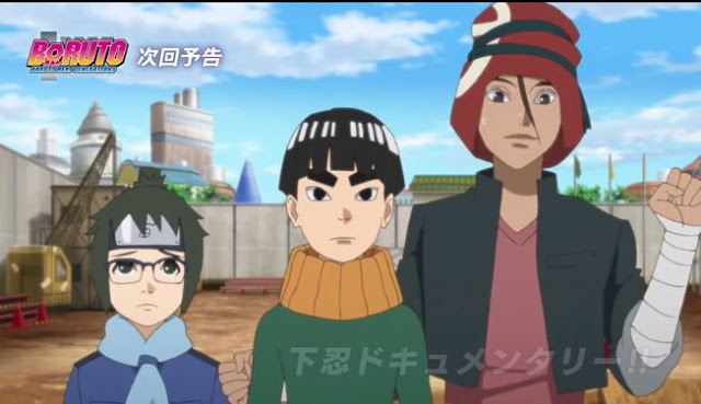 Boruto Episode 48 Subtitle Indonesia