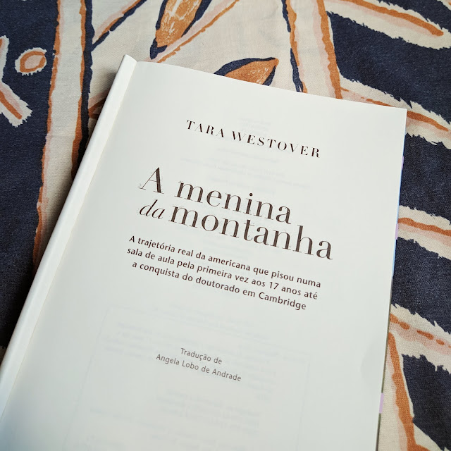 livro a menina da montanha