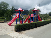 Campingplatz Südeifel - Kinderspielplatz
