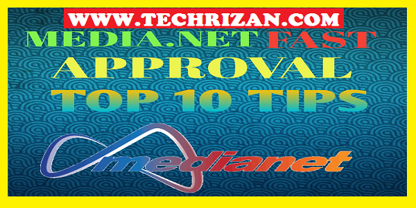 MediaNet Fast Approval For Blog And Website Fast Trick