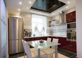 cocina pequeña decorada