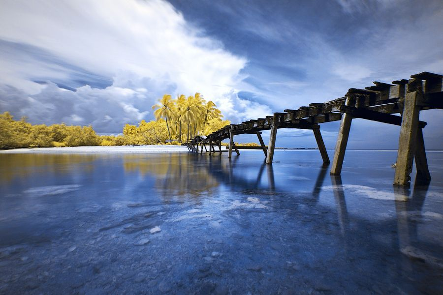 20. Infrared photography by Ginno Lajato