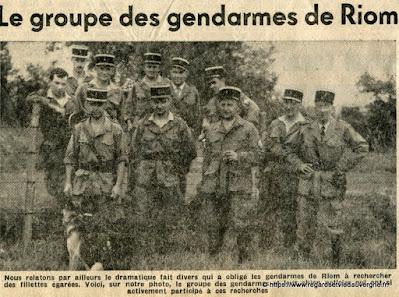 Journal L Liberté Riom 1963