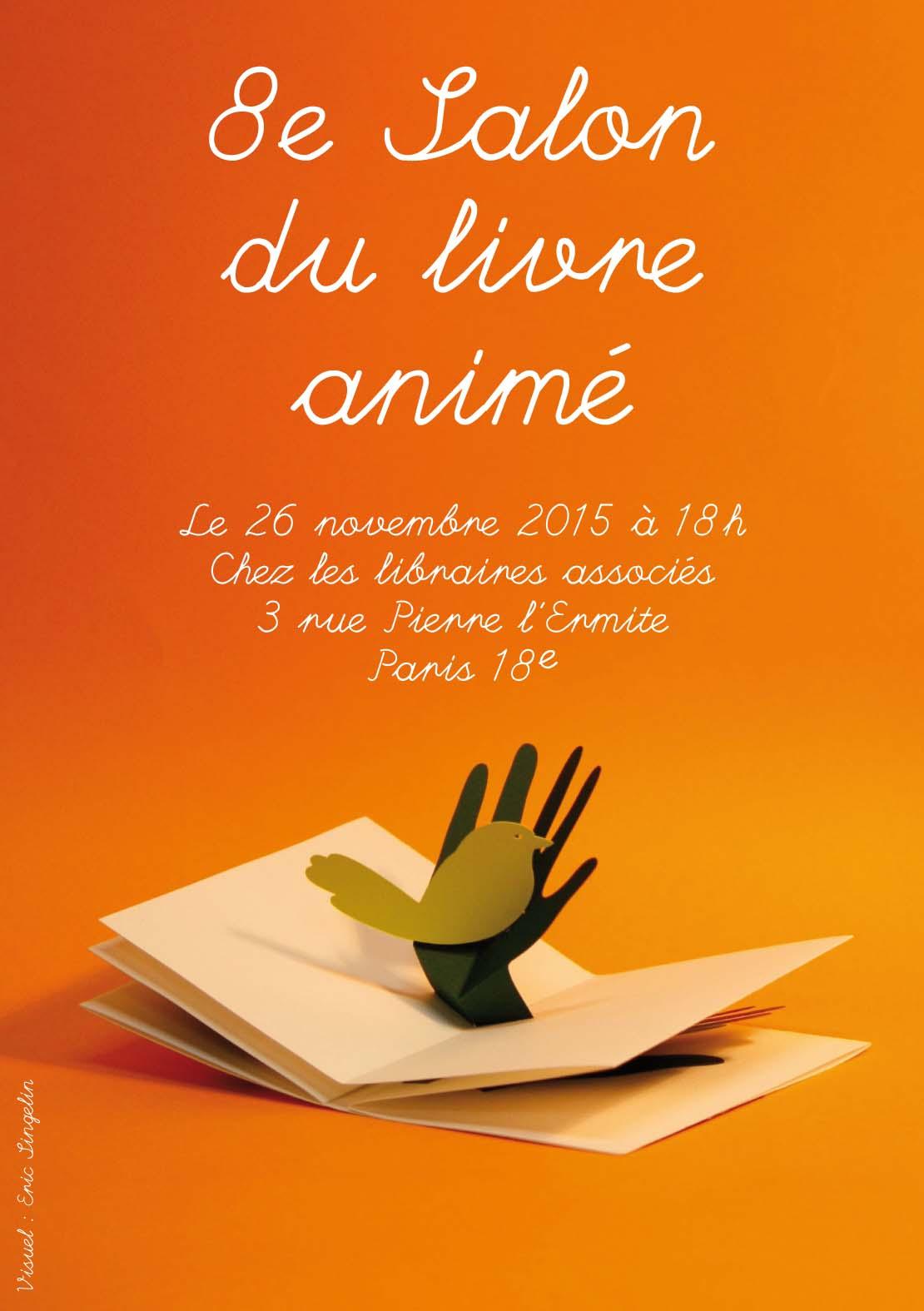 La boutique du livre anim 8e salon du livre anim - Salon du livre brive 2015 ...