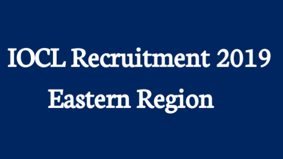 IOCL Eastern Region