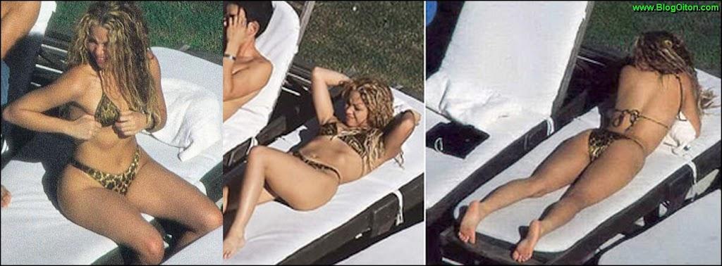 Vídeo de Sexo de Shakira