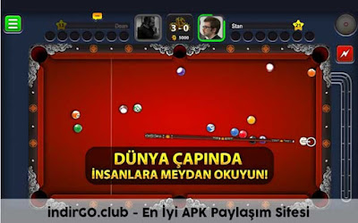 8 ball pool hile apk