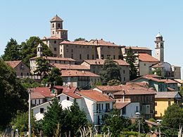 The village of Morsasco sits on a hill between Alessandria in Piedmont and Genoa on the coast