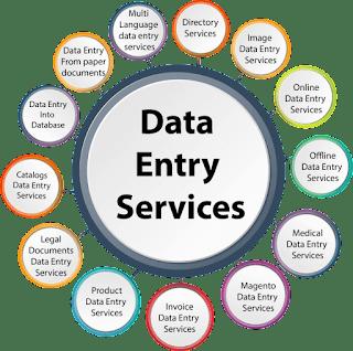 Data Entry ফ্রিল্যান্সিং