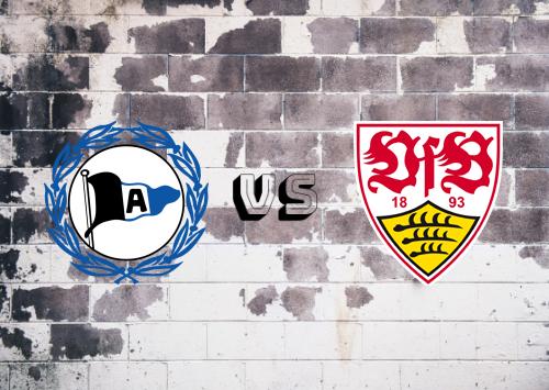 Arminia Bielefeld vs Stuttgart  Resumen