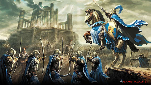 Heroes of Might and Magic III Gameplay Screenshot 2