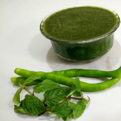Recipe of Green Chutney