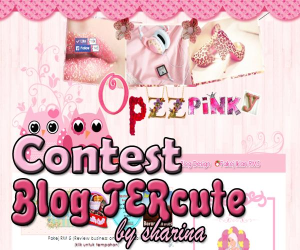 Pemenang Contest Blog Tercute part 1
