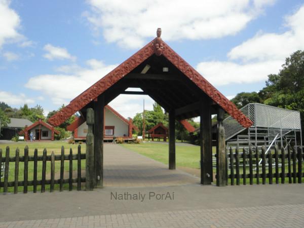 vila maori