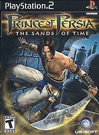 Download Prince of Persia - The Sands of Time PS2 ISO