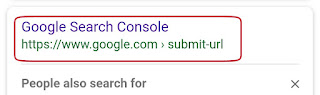 Blog post Ko Google search Console me submit kre