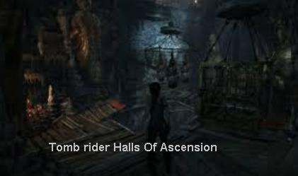 Halls Of Ascension Puzzle And Location Tomb Raider 2013