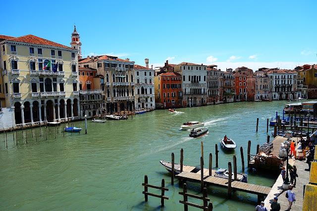 Proč mají Benátky jen 3 kanály?
