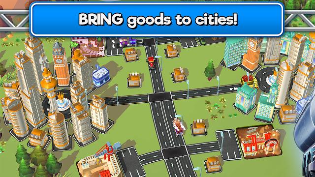 تحميل وتنزيل لعبة الاندرويد Transit King Tycoon مهكرة اخر اصدار كاملة
