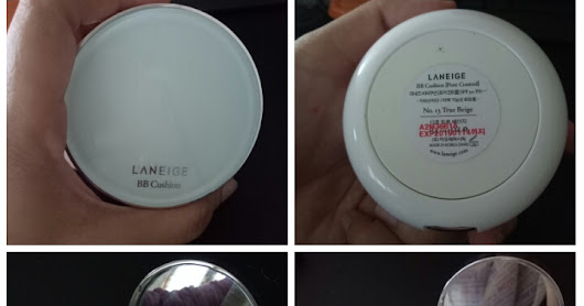 ::REVIEW:: LANEIGE BB CUSHION PORE CONTROL