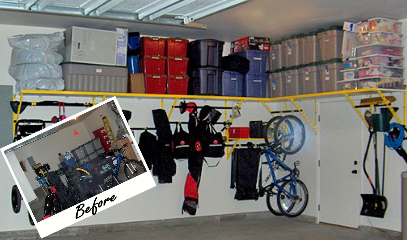 https www.containerstore.com tip roomgarage garage-shelving-ideas - Chattanooga Garage Storage Organization Tips & Tech