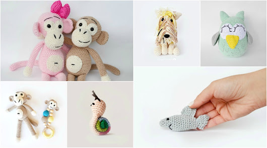 Fresh shop: ZoozooCrochet