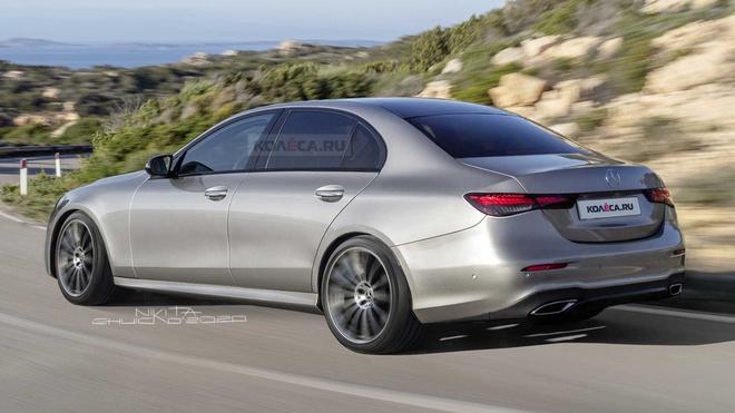Đây là diện mạo Mercedes-Benz C-Class 2021