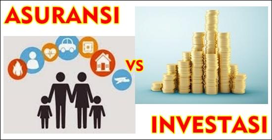 Asuransi vs Investasi