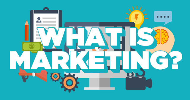 Marketing What is Definition, how does it work