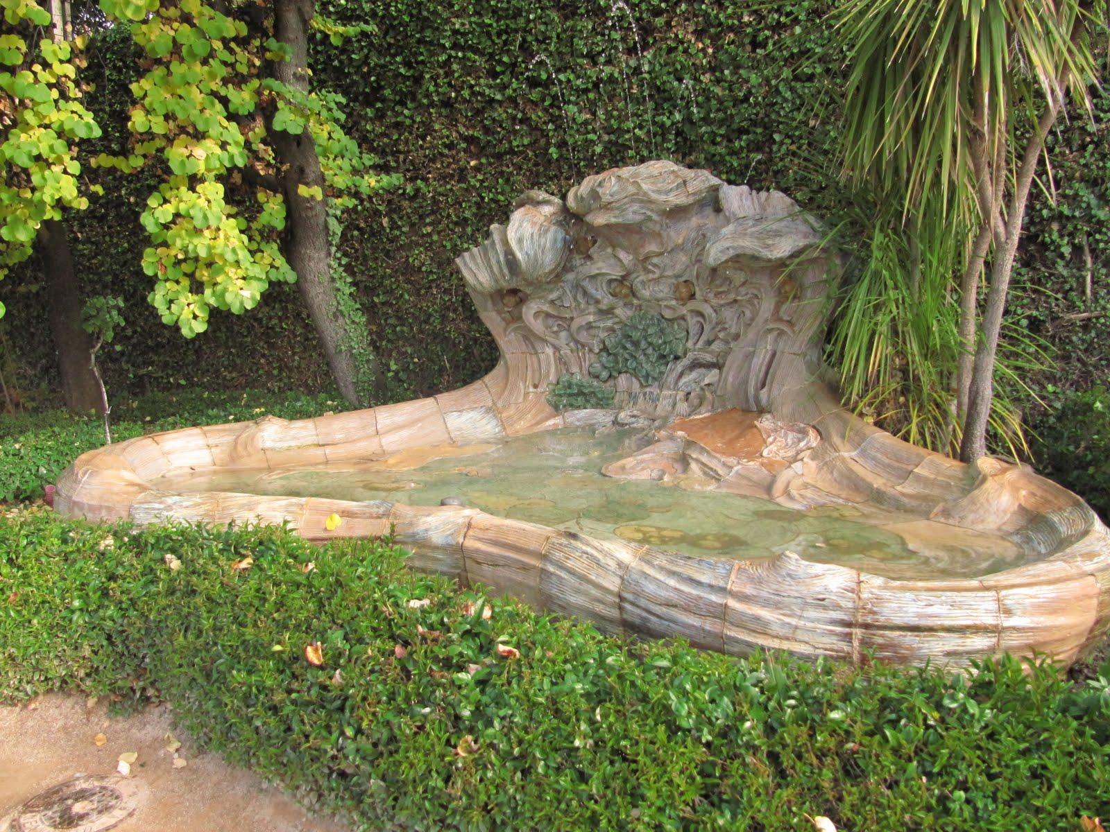 Fuente Decorativa Jardin
