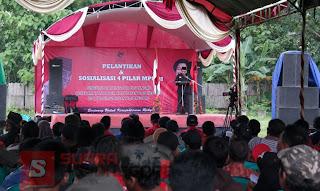 Seiring Perkembangan Situasi Nasional Pemahaman Ideologi Pancasila Harus Kuat