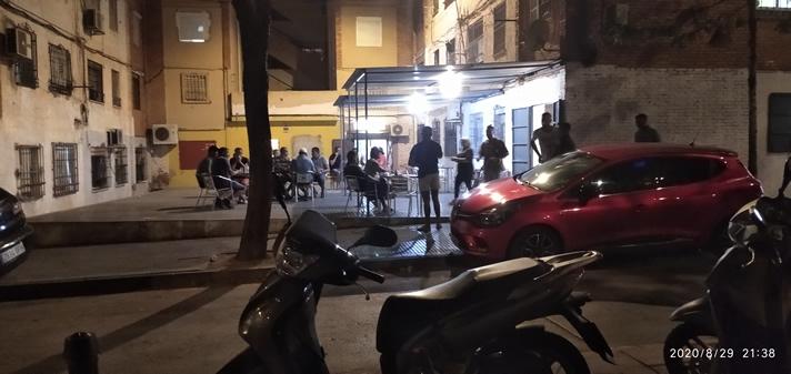 Bar en Palma Palmilla en Málaga