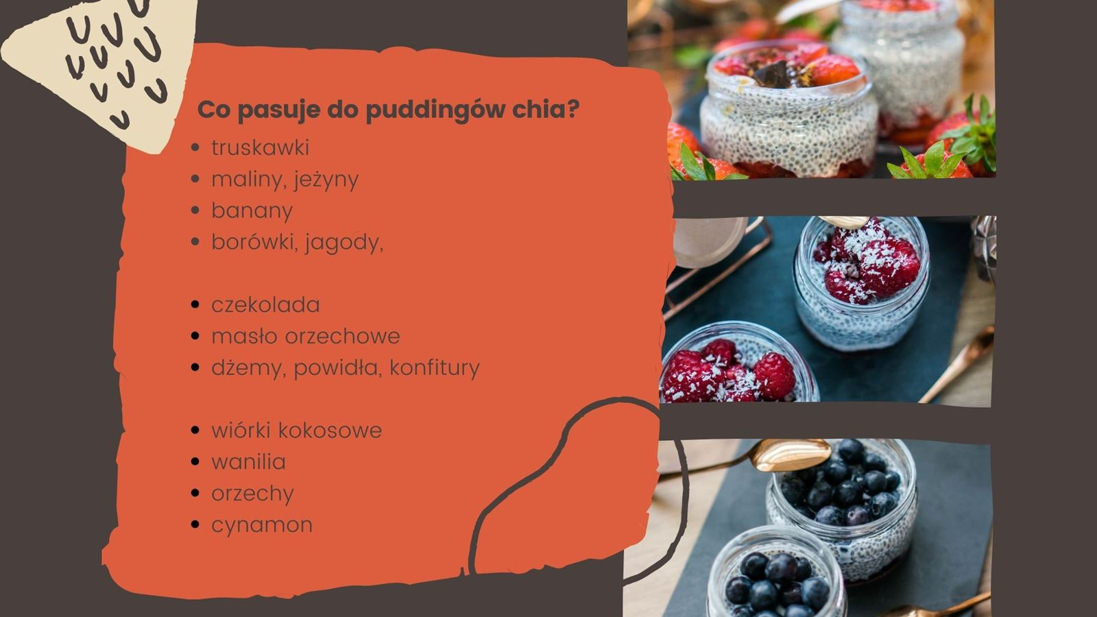 3 jak zrobić zdrowy i szybki deser z nasionami chia pudding chia przepis jak przygotować z truskawkami, pomysł na łatwy deser na sniadanie how make easy health pudding chia receipes