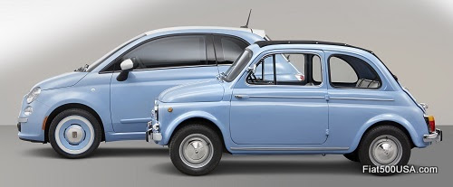 Fiat 500 1957 Edition