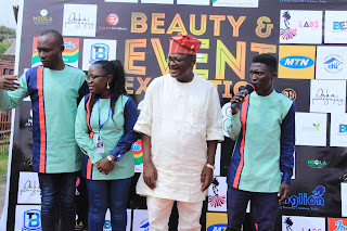 EVENT: The Just Concluded Bee2018 [Beauty & Event Exhibition] That Had The Governorship Aspirant of Ogun State [GNI] ON Sit