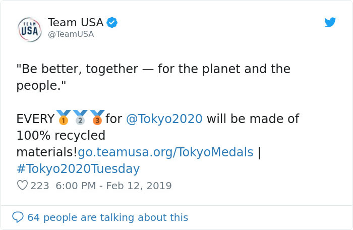 Japan Aims To Create 100% Recycled Tokyo 2020 Medals By Encouraging People To Collect Old Electronics