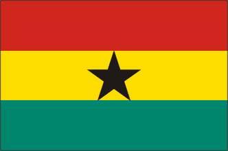 Bandeira de Gana
