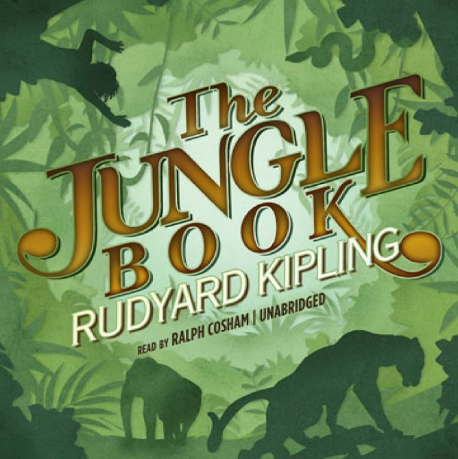 The Jungle Book Novel By Rudyard Kipling