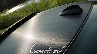 BMW 335i E92 Carbon Fiber Roof
